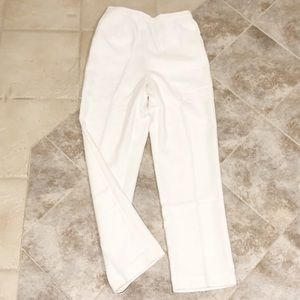 🆕 Tog Shop Everyday Knit Pull On Pants whi…